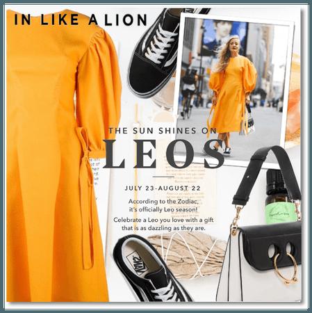 Leo Season: In Like a Lion