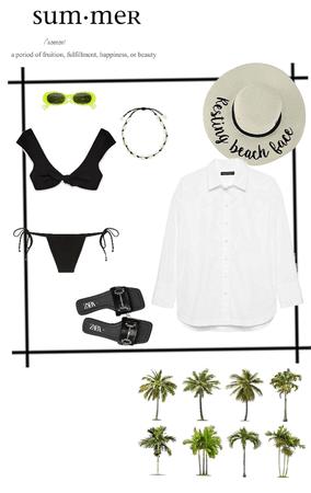 summer vibes.