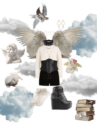 ezra || angelcore