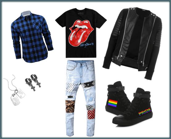 Punk casual