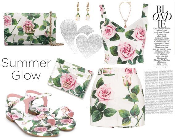 FLORAL SUMMER GLOW