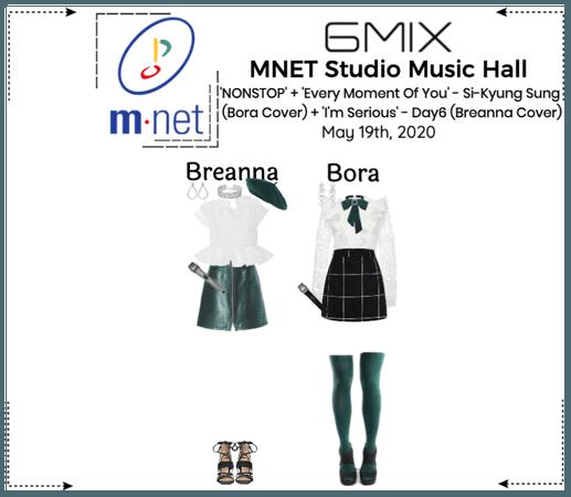 《6mix》MNET Studio Music Hall