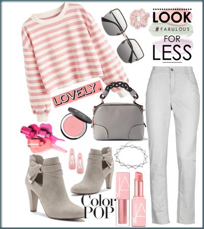 Lovely in Light Pink