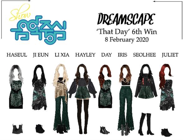 DREAMSCAPE [드림스게이프] Show! Music Core 200208