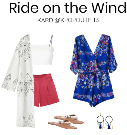 ride on the wind (KARD)