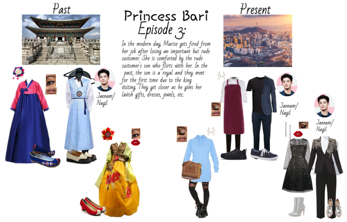 Princess Bari | Episode 3