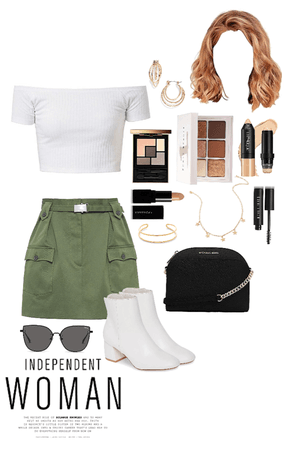 green&white