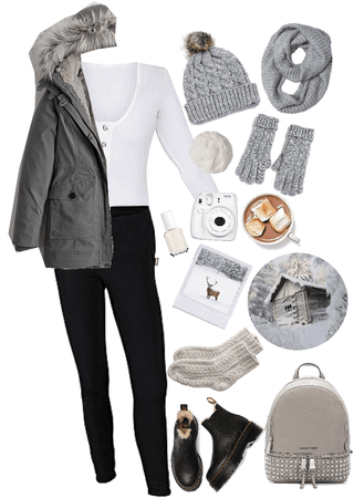 Winter coat 🥶❄️