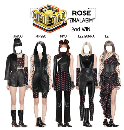 "{RoSE} ""ZIMZALABIM"" 2nd Win"