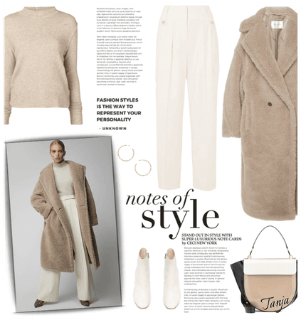 Winter Chic in Neutral