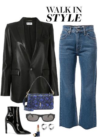 Walk in Style.