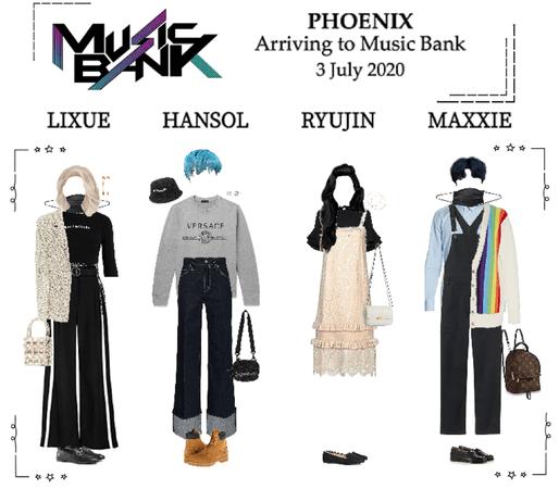 PHOENIX [피닠스] Music Bank 200603
