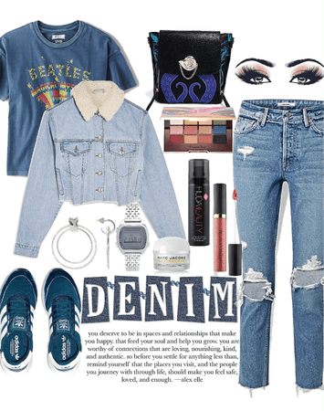 Denim Outfit 👖