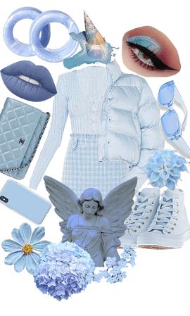 blue baby blue