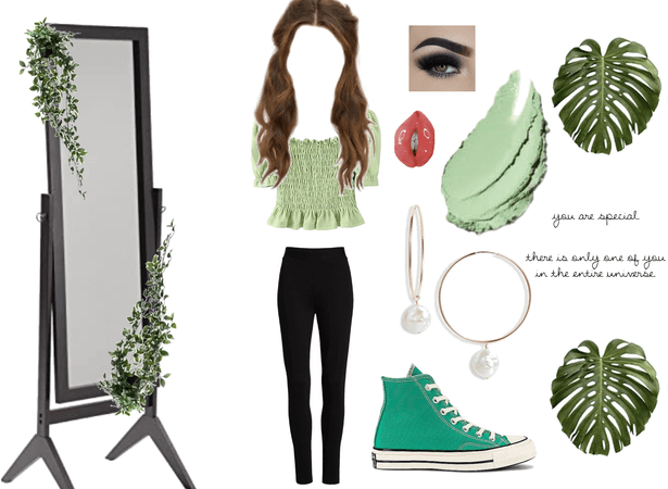 plant inspired