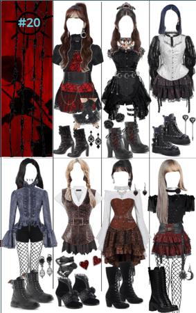 Outfit Idea - Fashion Idea - KPOP Idol