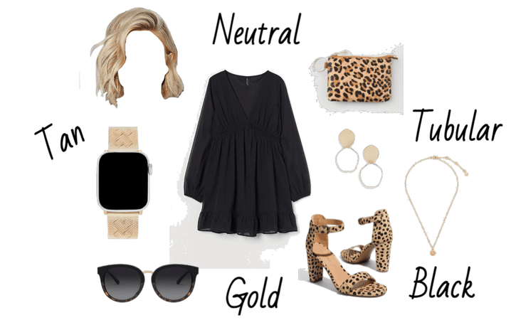 Neutral Fashion Board