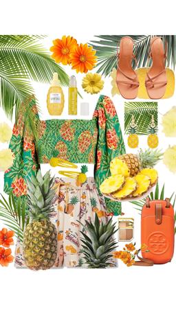 🍍 Pineapple Plant! 🍍