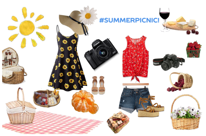 #SummerPicnic