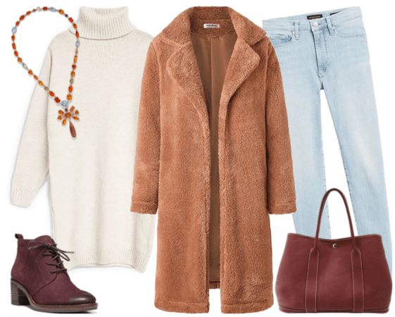 warm coats as a way of life