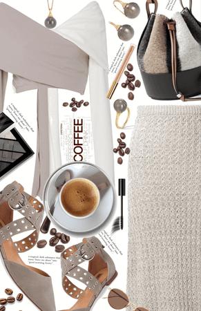 coffee breack