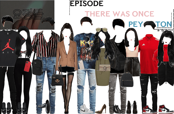 FAIRYTALE EPISODE 3: THERE WAS ONCE | PEYTON & JARED SCENES
