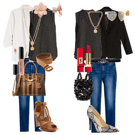 Day and Night outfit