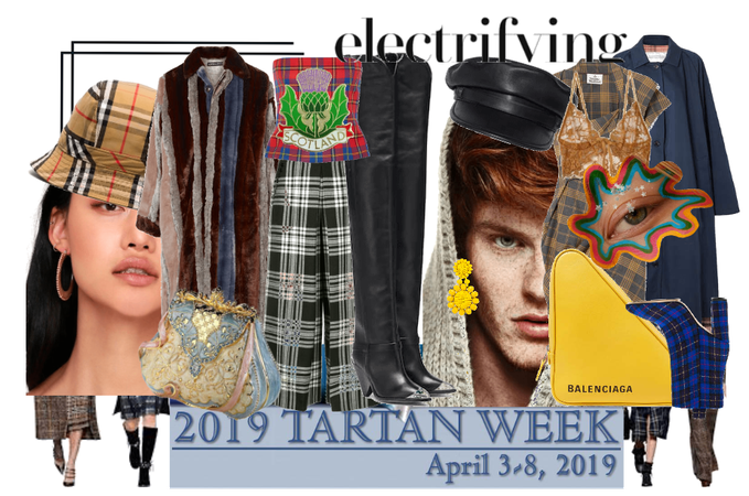 2019 TARTAN WEEK//WOMEN'S & MEN'S