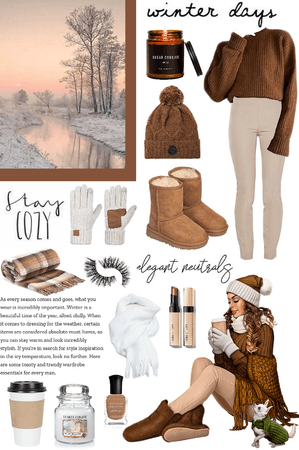 Winter days ❄️☕️🤎