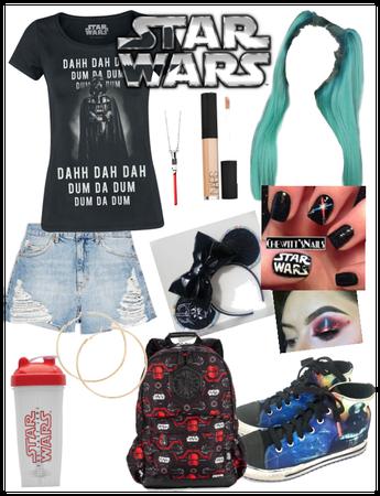 Star Wars fanatic