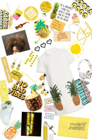 Pineapple!🧡💛🍍
