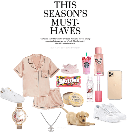 a girls must haves for  autumn 🍂