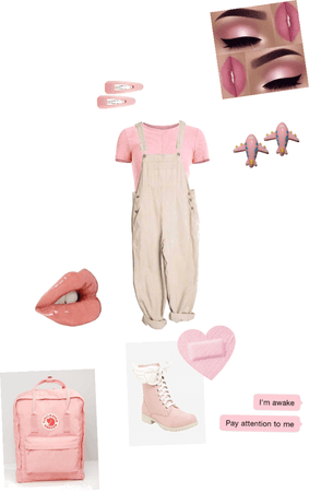 pastel pink everyday