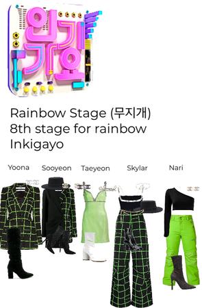 S.U.N Rainbow 8th stage