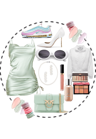 muted pastels