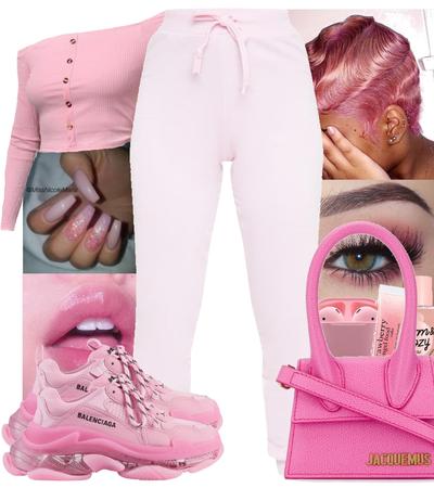 pink monochrome🌸
