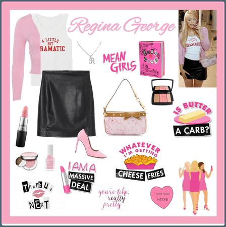 Regina George Outfit