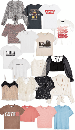 topshop pieces