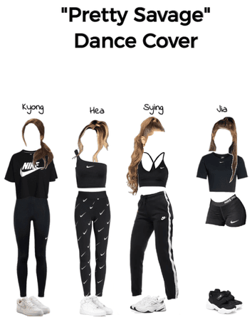 Pretty Savage Dance Cover