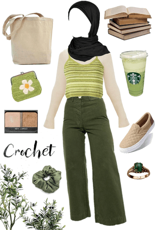 Crochet Look