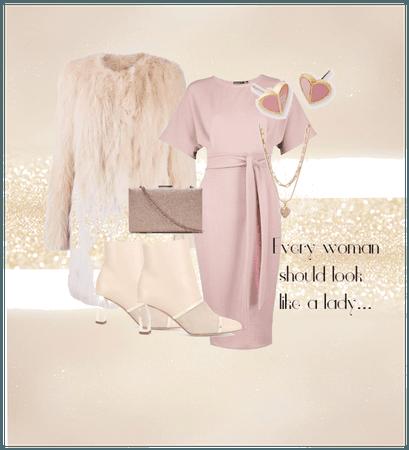Elegant and warm