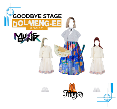Jiya Dolmeng-ee Goodbye Stage Music Bank