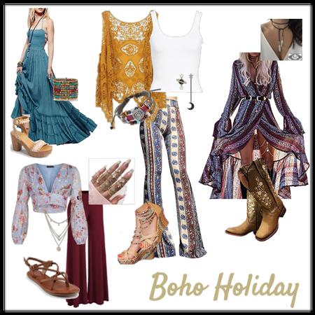 Boho Holiday Outfit