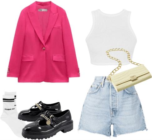 Streetwear- Zara