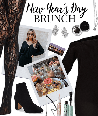 A new year's brunch