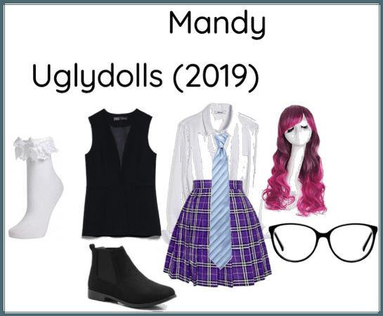 Mandy (Uglydolls) (2019)
