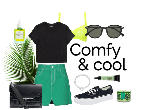 Comfy and cool