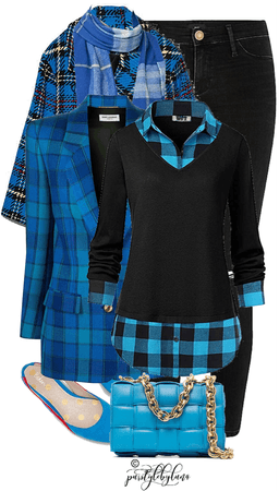Get The Look: Plaid Layers