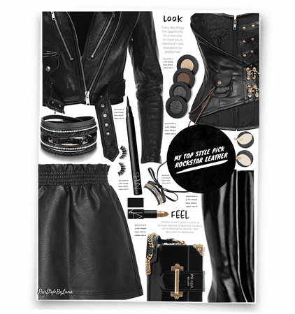 Top Style Pick: Rockstar Leather