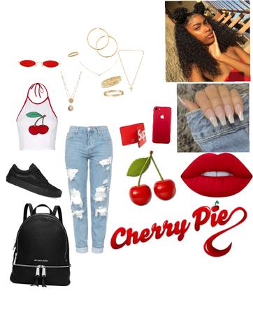 Sweet Cherry Pie 🥧